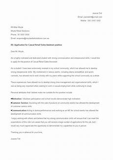 Cover Letter First Job Student First Job Cover Letter Templates At