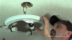 How To Change A Ceiling Light Fixture How To Replace A Ceiling Light Fixture Youtube