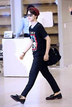 bts airport fashion jimin may 2018 korean fashion amino