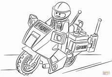 ausmalbild lego motorad polizei ausmalbilder kostenlos