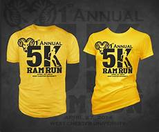 5k Race Shirt Designs T Shirt Design For Tracey Dukert By Trhz Design 3485361