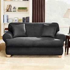 Sofa Slipcovers With 2 Cushions 3d Image by Slipcovers For Loveseat With Two Cushions Home Furniture