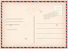 Free Downloadable Postcard Templates 15 Printable Postcard Templates Free Psd Ai Vector