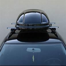 porta pacchi per auto baule portapacchi farad marlin f3 400l nero lucido