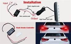 Strobe Stop Light 2019 Flash Strobe Controller Flasher Module For Led