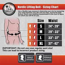 Everlast Weight Lifting Belt Size Chart Use A Flexible Tape Measure To Carefully Measure The