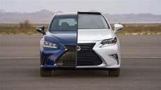 Lexus Es 2019 Vs 2018 new 2019 lexus es 350 vs 2018 lexus es 350