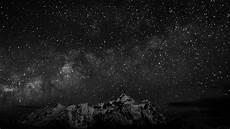 4k black and white wallpaper for laptop wallpaper for desktop laptop nf71 starry sky