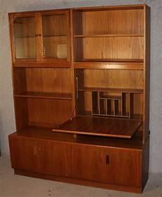 antiques atlas large teak retro g plan display cabinet