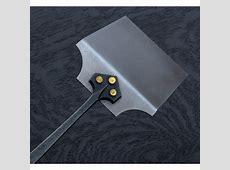 Hand Forged Steel Grill Spatula   Eatingtools.com