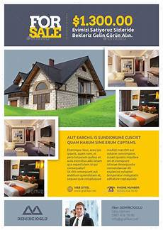 Home Sale Flyer Template 30 Free Real Estate Flyer Templates Psd Word Ai Eps