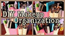 diy makeup organization caddy