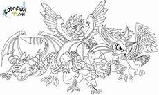 ninjago dragons coloring pages