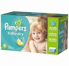 Andy Pandy Diaper Size Chart Pampers Baby Dry Diapers Economy Plus Pack Size 6 128