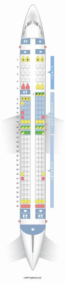 United Airlines Boeing 737 Seating Chart Seatguru Seat Map United Boeing 737 900 739 V1 V2