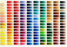 B And Q Paint Colour Chart Oil Colors Color Chart Carta De Cor Cores Carta