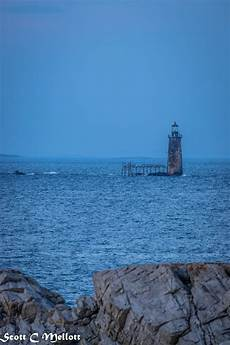 Ram Island Ledge Light Station Ram Island Ledge Light Station Portland Maine Ram