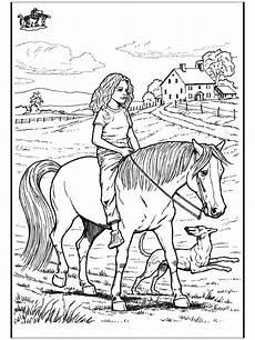 Pferde Ausmalbilder Reiten Reiten 5 Ausmalbilder Pferde