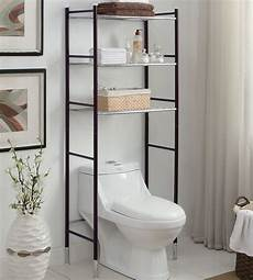 etagere bathroom the toilet space saver in the toilet shelving