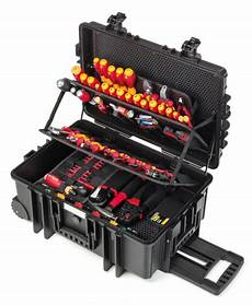 Wiha Werkzeugkoffer Werkstattwagen wiha werkzeugkoffer werkzeug 42069 elektriker competence