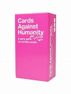 Example Of Cards Against Humanity Cards Against Humanity Releases A New Version For Women