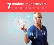 Modern Healthcare 7 Modern Healthcare Trends Every Nurse Needs To Know