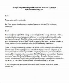 Free 6 Sample Professional Business Letter Formats In Ms