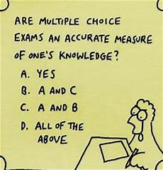 Multiple Choice 10 Things I Hate About Multiple Choice Questions