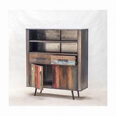 retro vintage industrial metal drawer cabinet