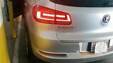 2014 Tiguan Light Removal 2012 Volkswagen Tiguan Sel With Oem Led Lights