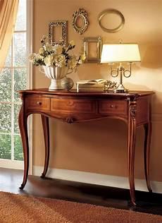 console per da letto wooden console ideal for classic luxury environments