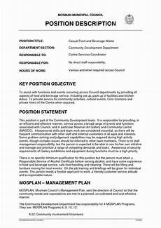 Hostess Job Description Resumes 23 Server Job Description Resume In 2020 Job Resume