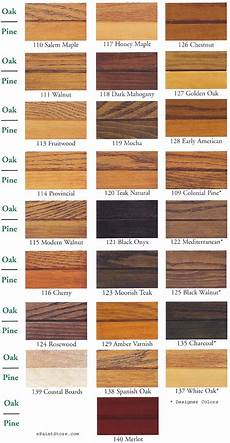Mahogany Wood Stain Color Chart Mahogany Wood Stain Colors How To Build Diy Woodworking