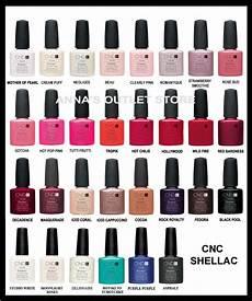 Cnc Gel Polish Color Chart Opi Gel Nail Polish Color Chart Cnd Shellac Uv Nail Polish