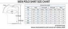 Polo Ralph Size Chart Mens Men S Cool Quick Dry Polyester Black Bike Sports Polo