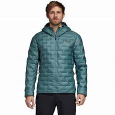 Adidas Outdoor Men S Light Down Jacket Adidas Terrex Light Down Hooded Jacket Aw18