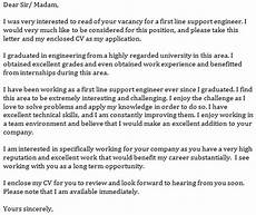 Cover Letter Closing Lines Letter Of Application Letter Of Application Opening Line