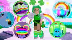 st s day royale high new accessories and shoes rainbow earrings and bags