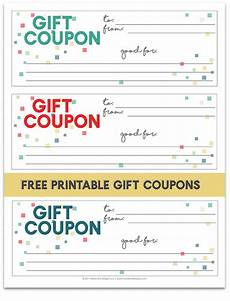 Printable Coupon Templates Free 10 Experience Gifts To Give This Holiday Season