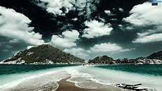Tropical Island Paradise Tropical Island Paradise Wallpaper 1600 215 900 Wallpaper 29 Hd
