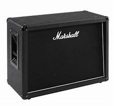 marshall mx212 guitar speaker cabinet 160 watts 2x12 quot