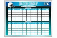 Football Printable Depth Charts Curious Printable Football Depth Chart Template Nfl Depth