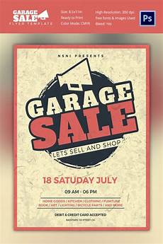 Garage Sale Flyers Examples 14 Best Yard Sale Flyer Templates Amp Psd Designs Free