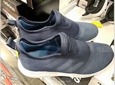 Adidas Ladies? Lite Racer Slip On Shoe