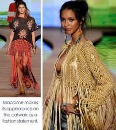macrame fashion clothing macrame dress modern macrame