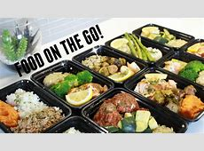 FOOD ON THE GO: EAT NAKED LA REVIEW   YouTube