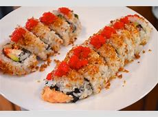 Spicy Crab Rolls   Food I Will Make   Homemade sushi