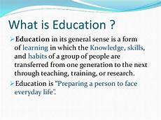 Education Ppt Presentation Education Today Ppt