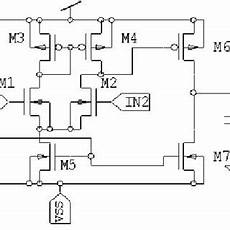 Cmos Comparator Design Project Pdf Design Of A Cmos Comparator For Low Power And High Speed