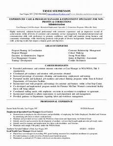 Current Resumes Current Resume For Employment 2016